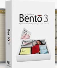 Filemaker facilite la gestion de projet sous Bento 3