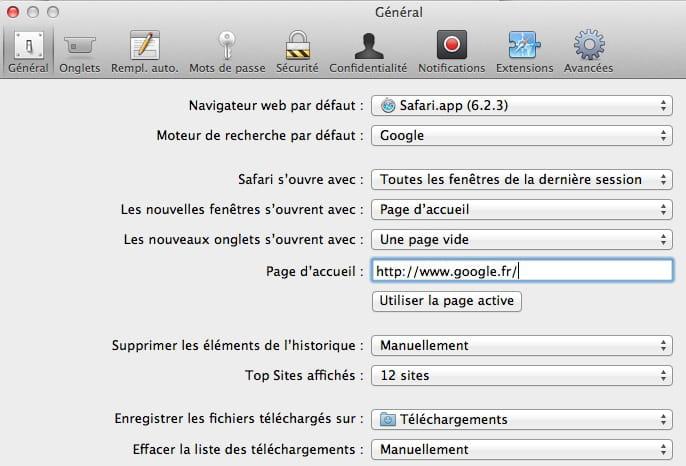 Problemes Internet Sous Safari Et Chrome Sur Mac