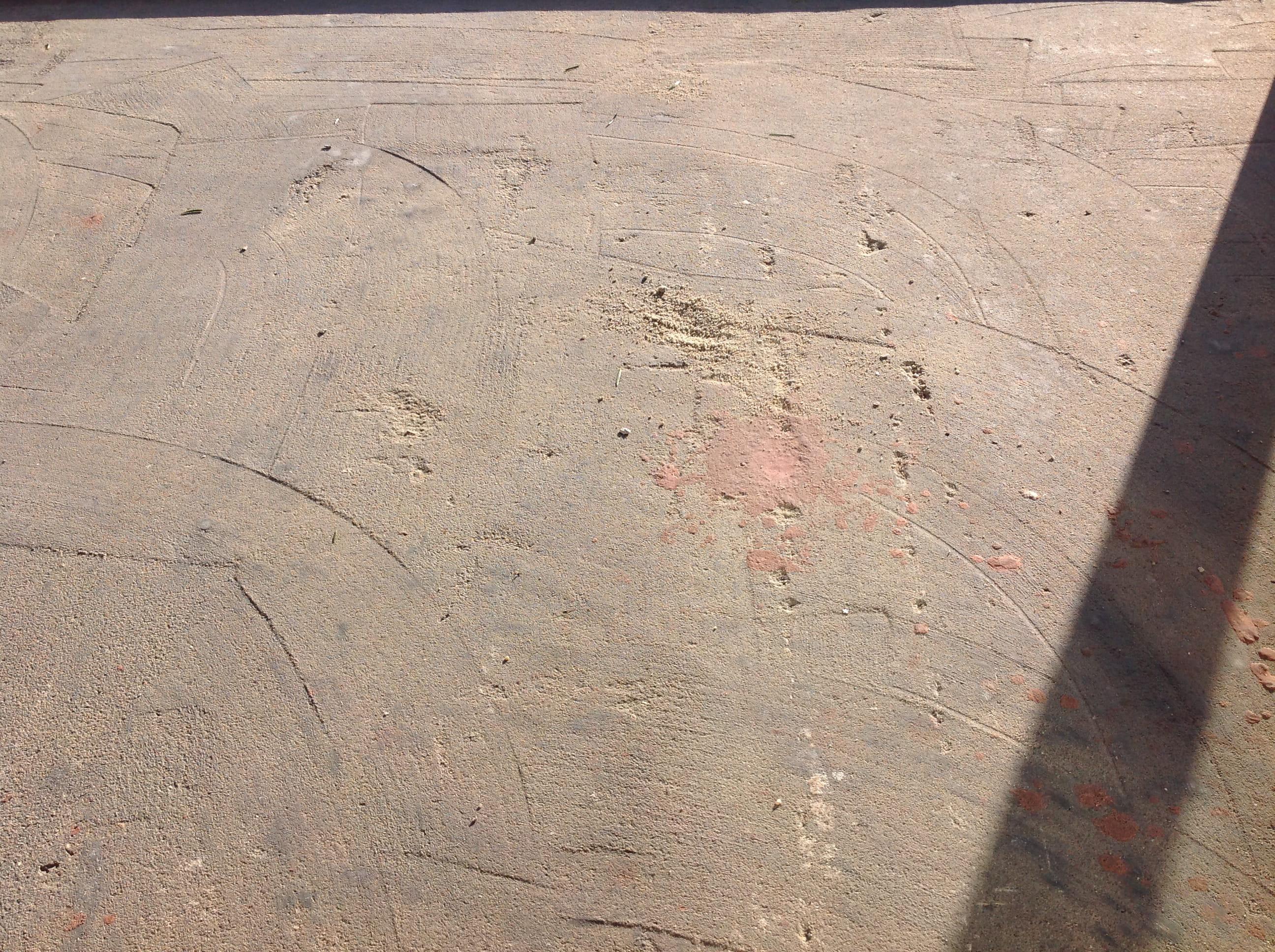 Chape Desolidarisee Ciment Sable Maconnerie Linternaute Com