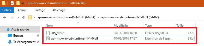 Api-Ms-Win-Crt-Runtime-L1-1-0.Dll Windows 7