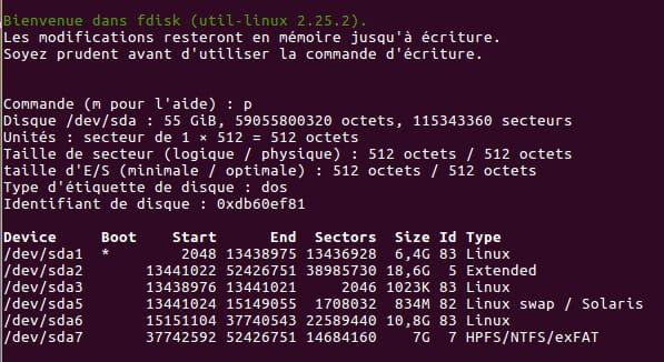Comment augmenter la taille d'une partition C: (Disque C