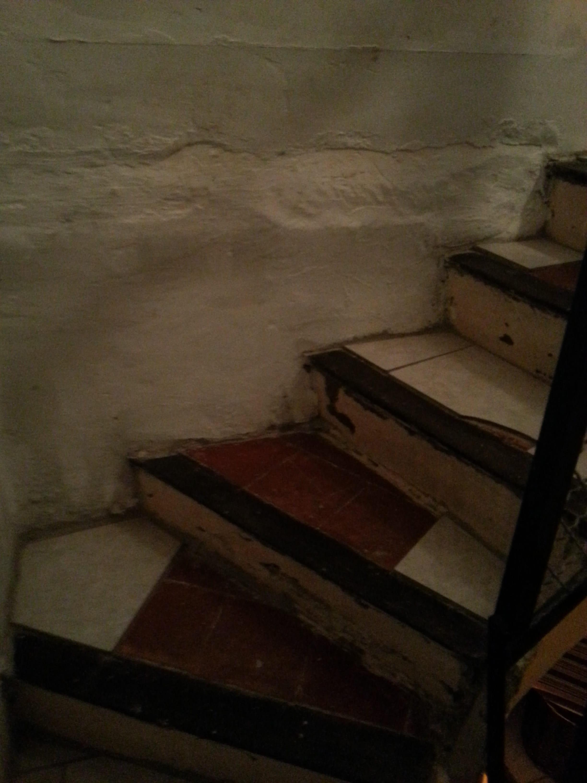 Comment Relooker Un Escalier En Carrelage renovation escaliers très abîmés [résolu] - linternaute