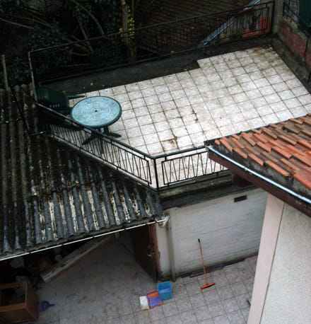 etanch ifier un toit terrasse circulable construction et. Black Bedroom Furniture Sets. Home Design Ideas