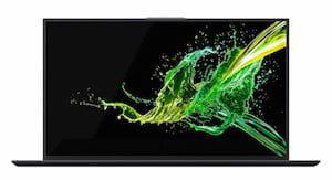 Acer Swift 7 : un ultraportable à écran sans bordure ou presque