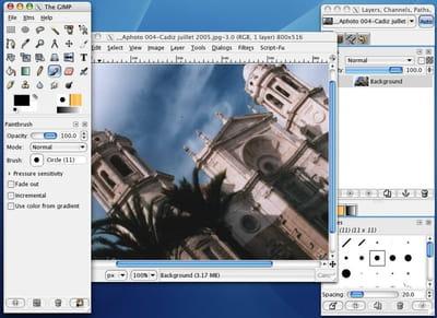 GIMP 2.6 PORTABLE GRATUITEMENT TÉLÉCHARGER
