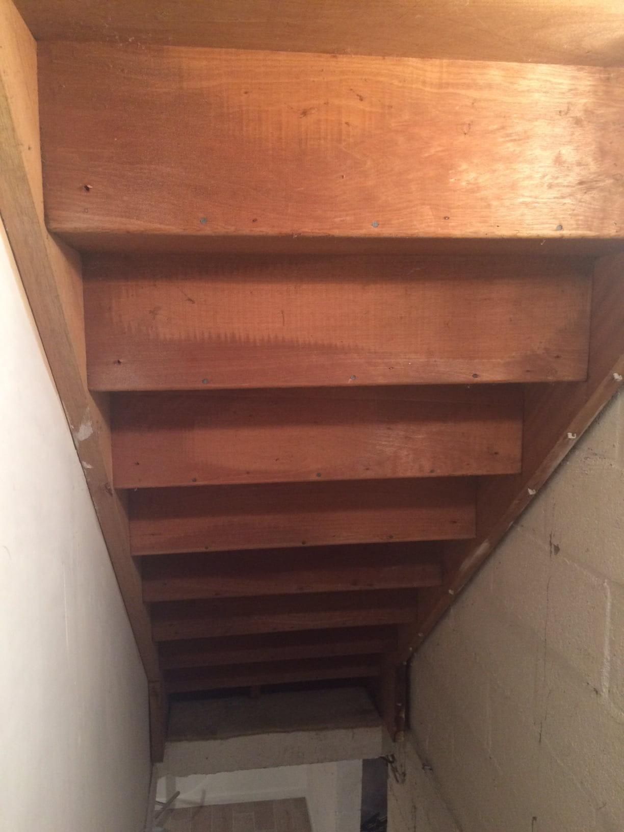 Isoler Une Cave A Vin isolation escalier cave - linternaute