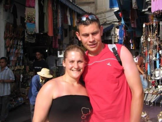 Je cherche un homme en tunisie