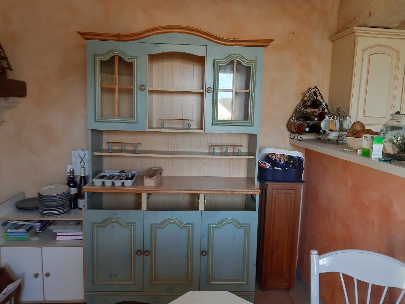 Changer la couleur du meuble de cuisine ? - Forum Couleur et déco