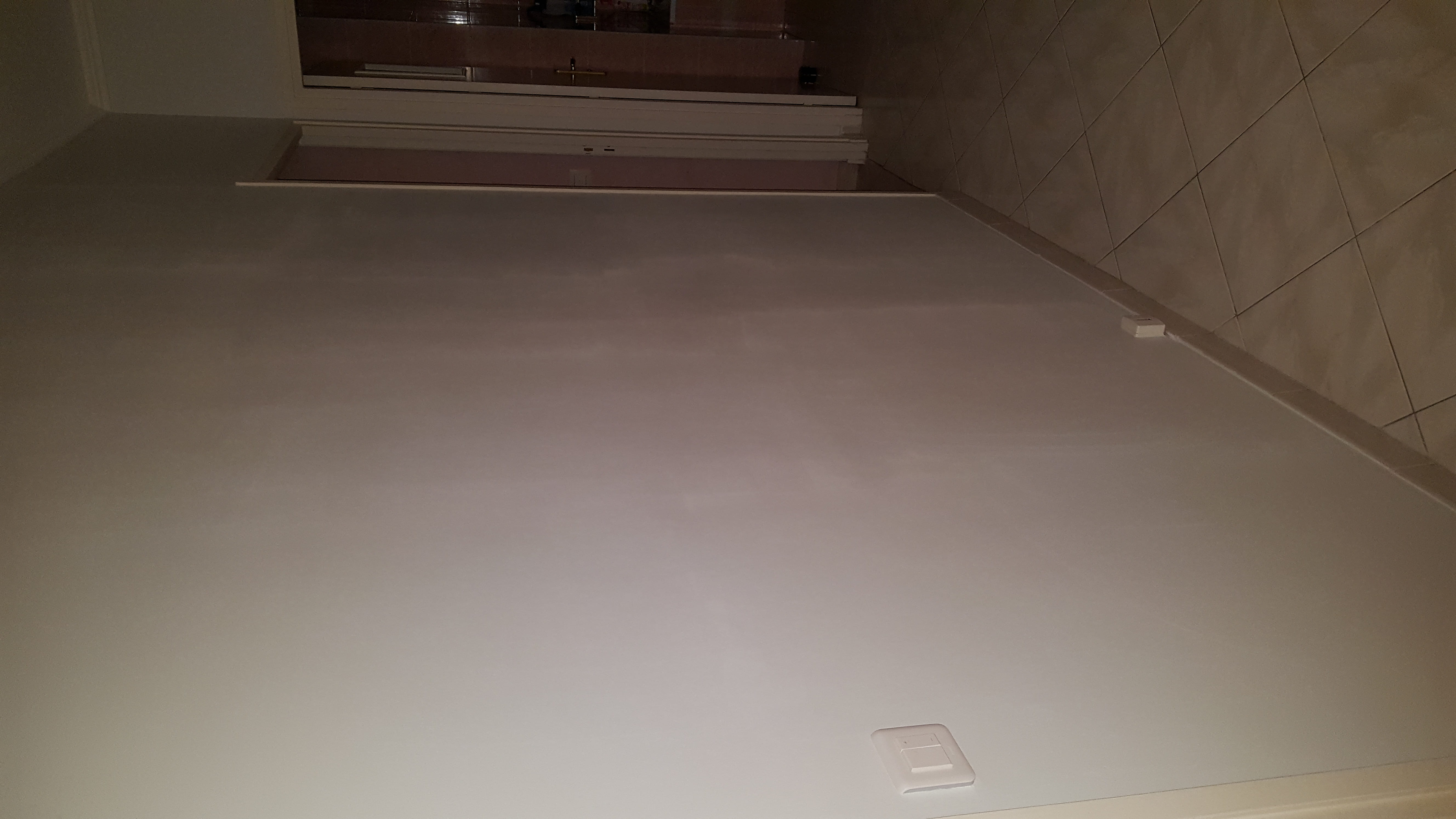 Comment Peindre Un Plafond Sans Trace traces de rouleau - linternaute