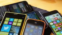 Tour d'horizon du marché des smartphones