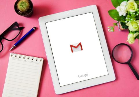 Supprimer un compte Gmail