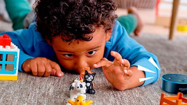 Amazon et Lego lancent leurs jeux