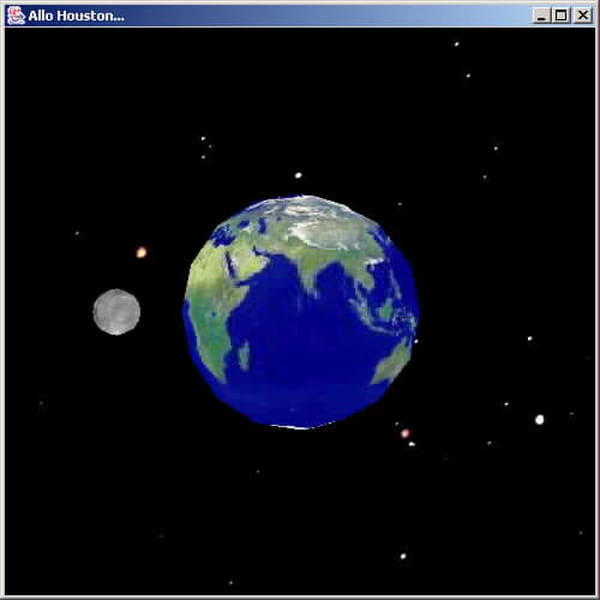 lune tourne autour terre
