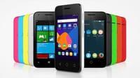 Alcatel : smartphones Pixi 3 avec OS au choix