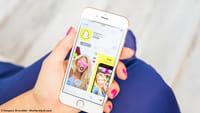 La pub obligatoire arrive sur Snapchat