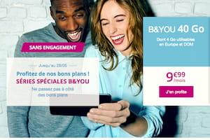 Des forfaits de téléphonie mobile illimités pour 10 euros par mois à vie