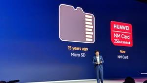 Huawei prévoit un smartphone pliable 5G