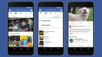 Facebook dévoile son service vidéo Watch