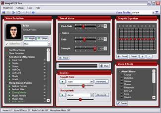 Télécharger MorphVOX Pro Voice Changer (gratuit)