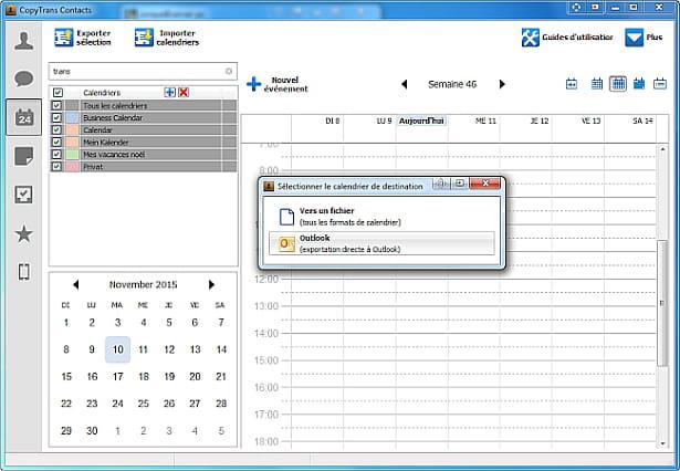 Synchroniser Calendrier Outlook Avec Iphone.Comment Synchroniser Les Contacts Les Calendriers Et Les