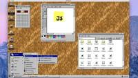 Windows 95 existe maintenant en appli !