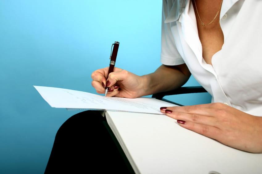 Modèle De Lettre Contestation D Une Note D Examen Droit