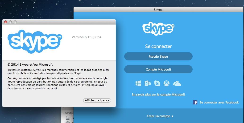 MAC 10.8.5 SKYPE GRATUITEMENT TÉLÉCHARGER POUR