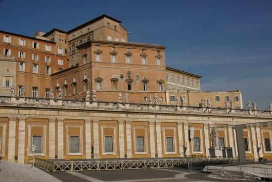 Dur es des visites du vatican et ses mus es chapelle for Exterieur chapelle sixtine