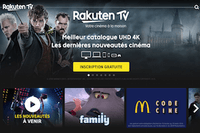 Rakuten TV va proposer des films en 8K en VOD dès cette année