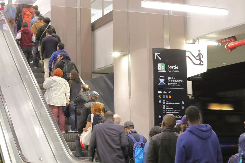 Grève des transports: absence ou retard au travail