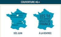 4G+ : Bouygues Telecom, Orange et SFR se lancent