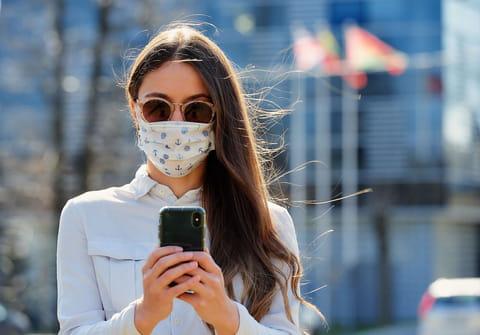 Utiliser Face ID sur iPhone avec un masque