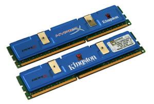 Caractéristiques et performances de la RAM