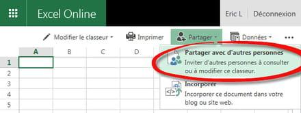 Partage d 39 un fichier ms office via office online gratuit - Office 365 comment ca marche ...