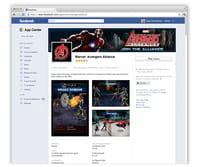 Facebook lance sa propre boutique d'applications en ligne