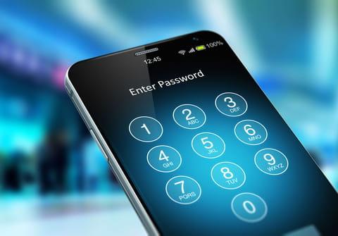 Changer le code PIN sur un téléphone mobile
