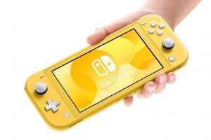 La Nintendo Switch Lite arrivera le 20 septembre