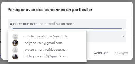 Partager Calendrier Gmail.Creer Et Partager Un Calendrier Avec Google Agenda