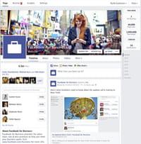 Facebook : un nouveau design pour les Pages
