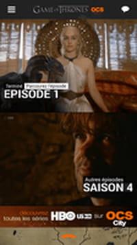 Game Of Thrones S4, l'appli officielle pour suivre la nouvelle saison