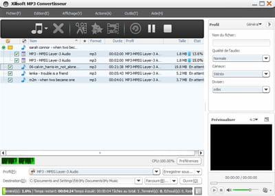 Free <b>MP4</b> <b>MP3</b> Converter - <b>Télécharger</b>