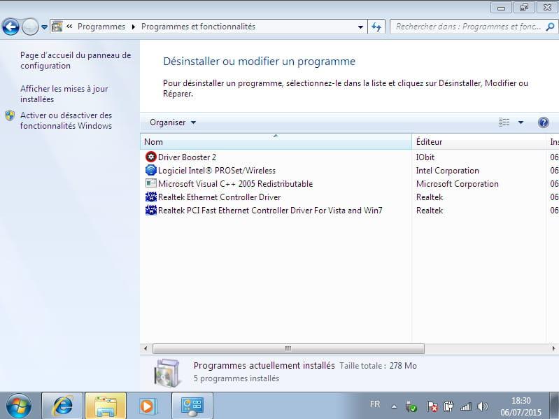 Realtek PCIe GBE Family Controller, version 7.40.126.2011 pour Microsoft® Windows® 7 Cet utilitaire installe la version d'origine de Realtek PCIe GBE Family Controller sur les ordinateurs VAIO® Sony répertoriés ci-dessous.