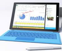 Microsoft dévoile la tablette Surface Pro 3