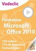 Formation microsoft office 2010 gratuit