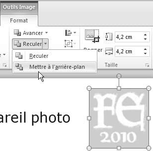 Powerpoint Arriere Plan Et Filigrane