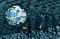 Les entreprises européennes à la traine sur les réseaux sociaux