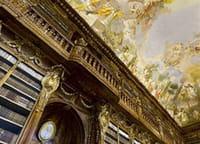 Plongée en 40 milliards de pixels dans la bibliothèque de Strahov