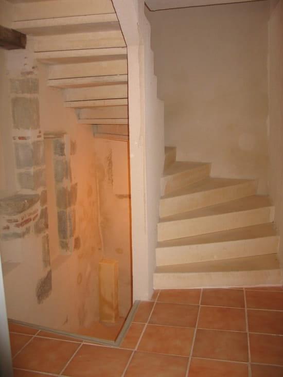 Estimation du co t d 39 un escalier en b ton for Cout escalier