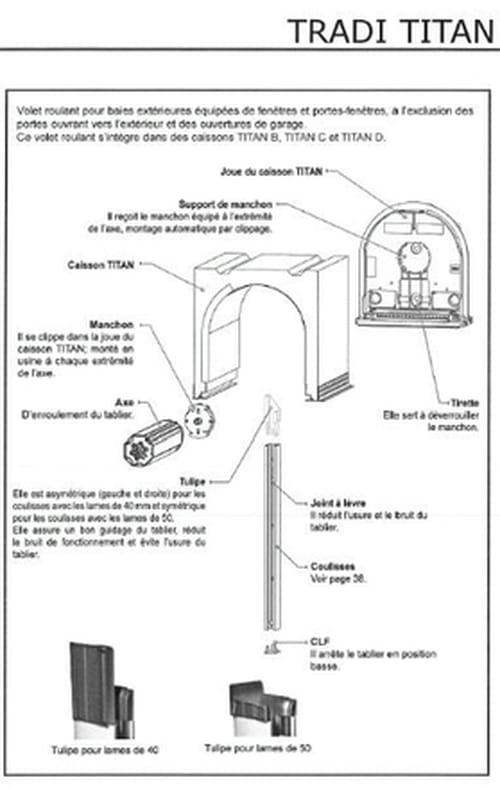 Demontage D Un Volet Roulant Bubendorff Linternaute Com