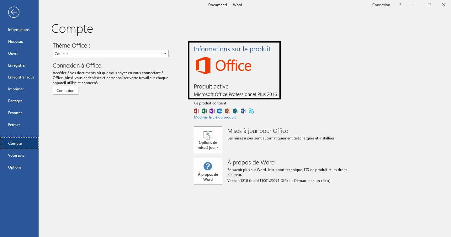 Probl me desinstallation r solu forum office 365 - Office 365 comment ca marche ...